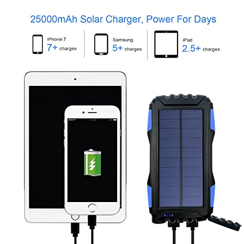 solar-charger-friengood-portable-25000mah-solar-power-bank-waterproof-solar-external-battery-pack-with-dual-usb-ports-and-flashlight-for-iphone-ipad-samsung-android-phones-and-more-blue