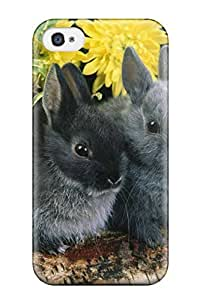 JudyRM Fashion Protective Animals Wallpapers Case Cover For Iphone 4/4s