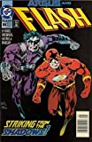 THE FLASH NO. 86 DC COMICS ARGUS STRIKING FROM THE SHADOWS!