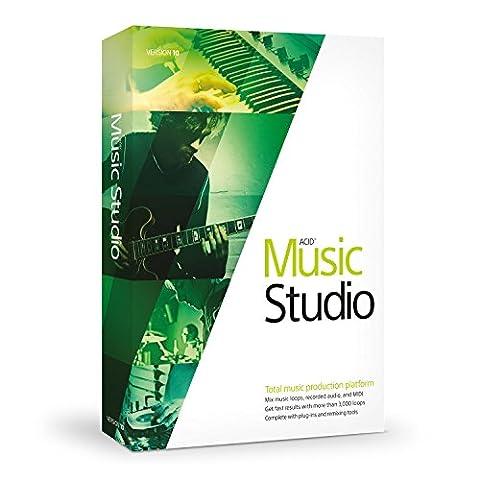 ACID Music Studio 10 (Magix Studio Software)