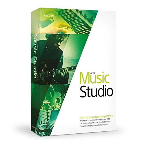 ACID Music Studio 10 by Acid