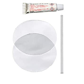PVC Puncture Repair Patch Glue Kit For Inflatable Toy Pool Air Bed Dinghies UK