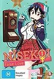 Nisekoi False Love Part 2 DVD [Episodes 11-20]