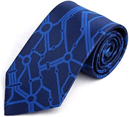 YXCM Corbata para Hombres y Mujeres Patrón clásico para Negocios ...