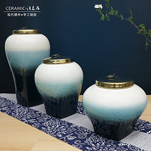 Ceramic vase flower creative ornaments modern garden home crafts