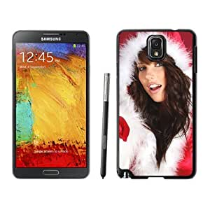 Note 3 Case,Christmas Lingerie Lovely Girl TPU Black Samsung Galaxy Note 3 Cover Case,Note 3 Cover Case