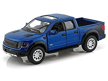 2013 Ford F-150 SVT Raptor Supercrew 1/46 Blue by Collectable Diecast  sc 1 st  Amazon.com & Amazon.com: 2013 Ford F-150 SVT Raptor Supercrew 1/46 Blue by ... markmcfarlin.com