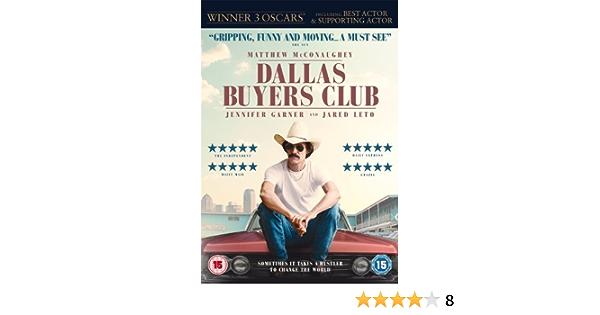 Dallas Buyers Club [DVD] by Matthew McConaughey: Amazon.es ...