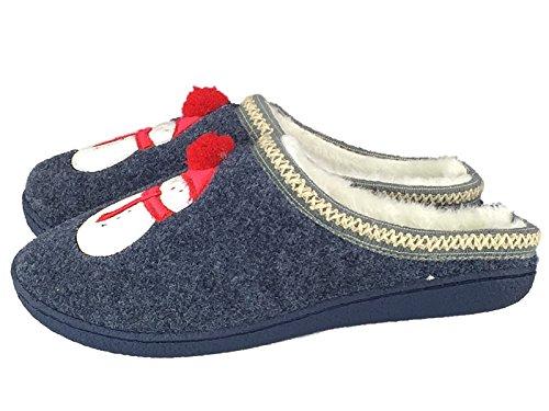 SaneShoppe - Zapatillas Bajas mujer azul marino