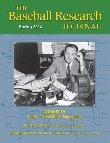Download Baseball Research Journal (BRJ), Volume 43 #1 PDF