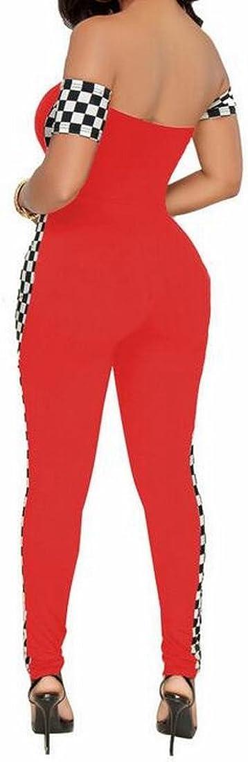 Jotebriyo Men Jumpsuit Short Sleeve Casual 3D Print One Piece Rompers Overalls