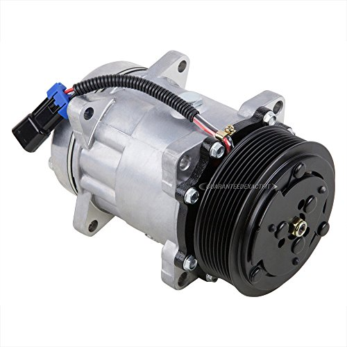For Freighliner Argosy B2 Business Class Cascadia AC Compressor A/C Clutch - BuyAutoParts 60-02147NA NEW