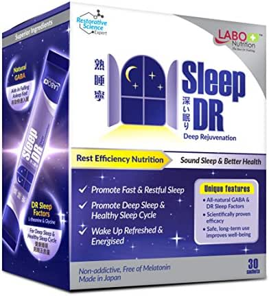 LABO Nutrition Sleep DR (Deep Rejuvenation)