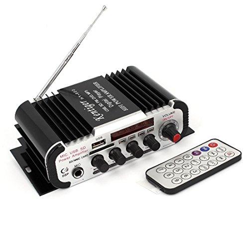 DC 12V 30W Audio Amplifier w Remote Controller