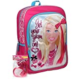 Barbie 16 inch Get Your Glam On Backpack