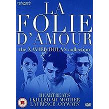 La Folie D'amour: The Xavier Dolan Collection - 3-DVD Box Set ( J'ai tué ma mère / Les amours imaginaires / Laurence Anyways ) ( I Killed My Moth