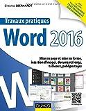 """Afficher """"Word 2016"""""""