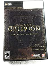 The Elder Scrolls IV: Oblivion Game of the Year Edition (Shivering Isles and Knights of the Nine)