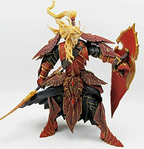 (World of Warcraft Figure Blood Elf Paladin Model)