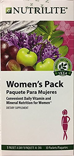 Nutrilite Women's Pack–30 Packets