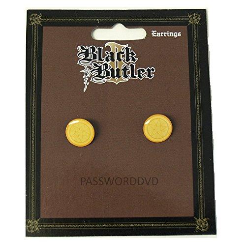 Black Butler 2 - Claude Contrace Earrings