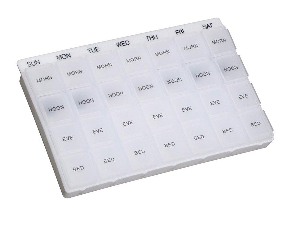 Aidapt Distributeur Multi-Pilule Semaine VM931A
