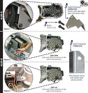amazon com 4l80e external wire harness 1994 and up gm automotive sonnax 34998 01k bracket wire harness con 4l80e