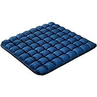 JABK Almofada de assento de ar para aliviar ciática, cóccix dor nas costas, almofada de ar 3D para cadeira de escritório…