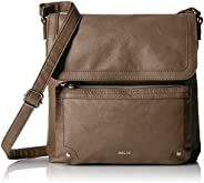 Relic by Fossil Women's Evie Flap Crossbody Handbag P