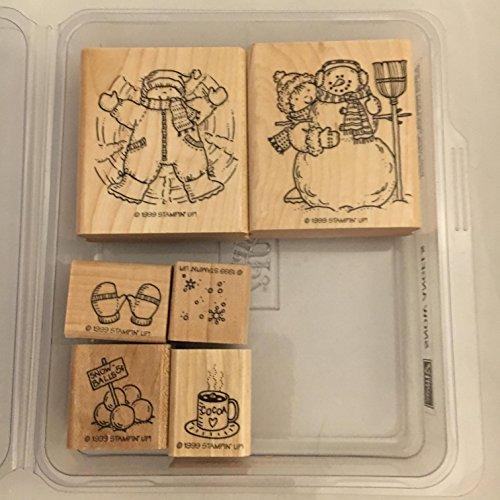 Angels Stamp Set - 4