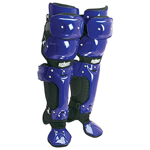 Schutt Scorpion FP Leg Guards - 16'' (PR) by Schutt