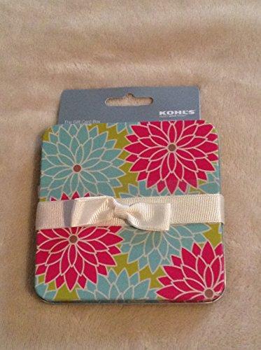 gift-card-box-flower-power-design