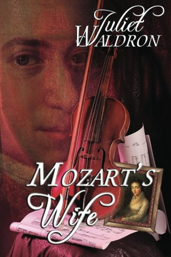 Book: Mozart's Wife by Juliet Vandiver Waldron