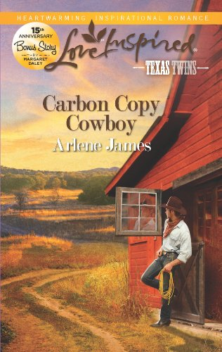 Carbon Copy Cowboy (Texas Twins Book 3)