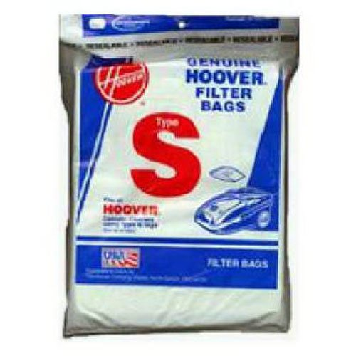 Hoover Type S Bag (3-Pack), 4010064S