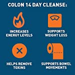 Health Shopping Dr. Tobias Colon 14 Day Cleanse, Supports Healthy Bowel Movements, 28 Capsules (1-2