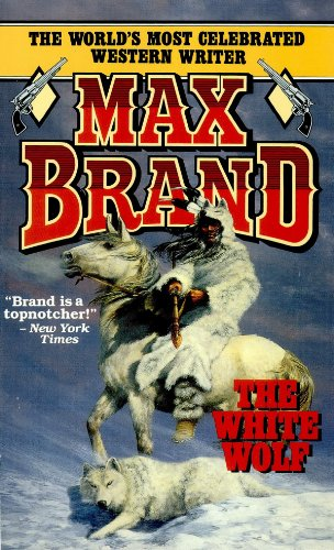 book cover of The White Wolf