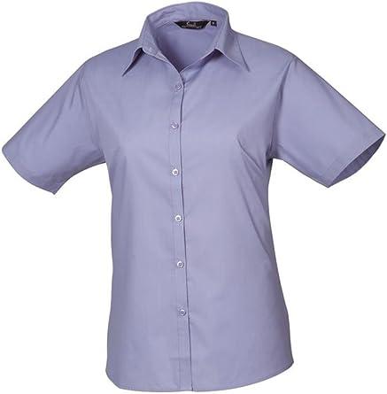 Premier - Camisas - para Mujer: Amazon.es: Ropa y accesorios