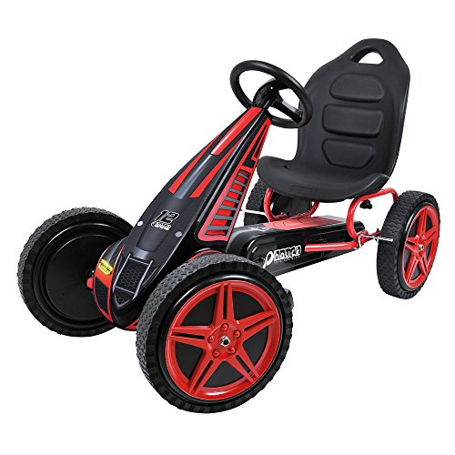 Hauck Hurricane Pedal Go Kart (Pedal Go Karts For 9 Year Olds)