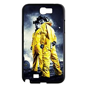 VNCASE Breaking bad Phone Case For Samsung Galaxy Note 2 N7100 [Pattern-1]