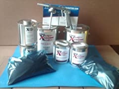 spray on Bedliner Kit