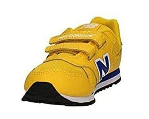 New Ragazzo 5Amazon Kv500yly 35 Balance Sneaker Gialloblu it QxroeCWdBE