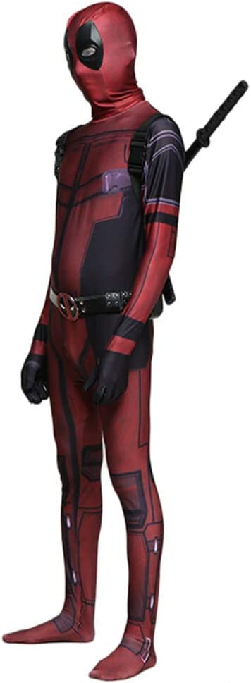 Lydias Anime Marvel Deadpool Cosplay Traje Traje De Disfraces De ...