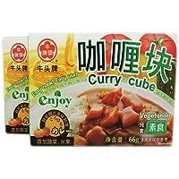 Niutou 牛头牌 素食咖喱66g*3(台湾进口)