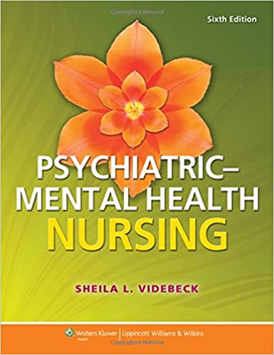Psychiatric Mental Health Nursing 9781451187892 Medicine Health
