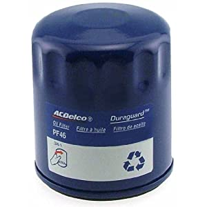 ACDelco PF46E Professional Engine Oil Filter