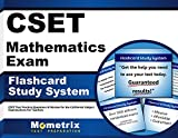 CSET Mathematics Exam Flashcard Study System: CSET Test Practice Questions & Review for the California Subject Examinations for Teachers (Cards)