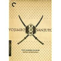Yojimbo and Sanjuro: Two Samurai Films by Akira Kurosawa (The Criterion Collection)