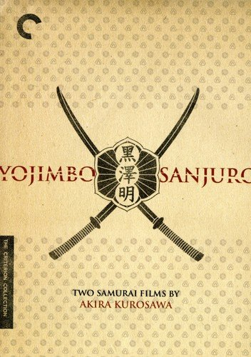Yojimbo & Sanjuro: Two Films By Akira Kurosawa (The Criterion Collection) by Criterion