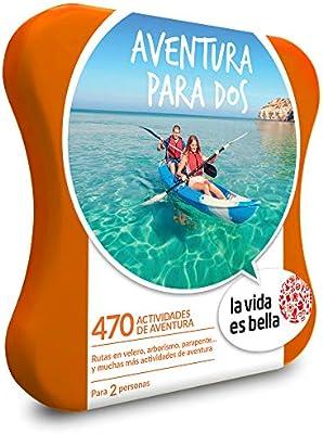 LA VIDA ES BELLA - Caja Regalo - AVENTURA PARA DOS - 470 ...
